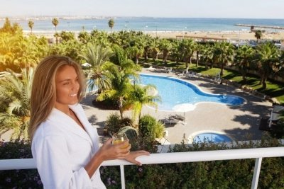 HOTEL GRAN PALAS EXPERIENCE SPA & BEACH RESORT *****.